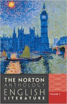 Norton Anthology of English Literature 9th ed. vol. 2