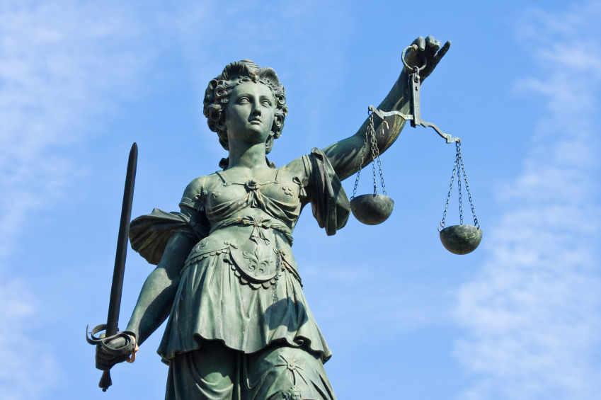 Lady Justice from onewomansway.com